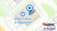 Компания Infiniti Прайд кар на карте