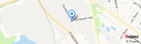 Торгсин на карте Бора