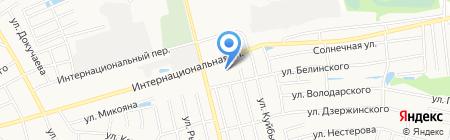 Почтовое отделение №1 на карте Бора