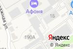 Схема проезда до компании Поволжье-спорт в Афонино