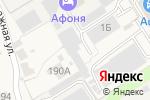 Схема проезда до компании РемЗона 52 в Афонино