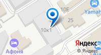 Компания Афоня на карте