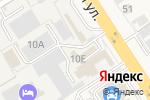 Схема проезда до компании Магазин ивановского текстиля в Афонино