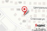 Схема проезда до компании Аrbuzik-shop в Беляниново