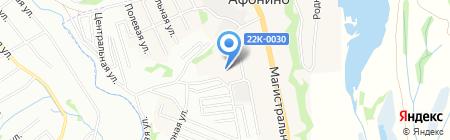 ЭкспертЭнергоТехЦентр на карте Афонино