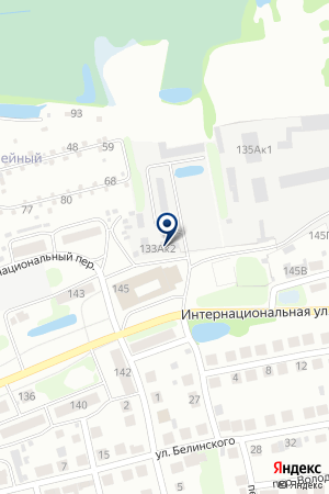 БОРСКАЯ ПМК на карте Бора