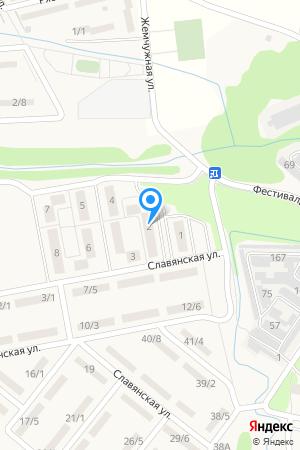 ул. Фестивальная д.2, ЖК Мега на Яндекс.Картах