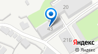 Компания Баня на Магистральной на карте