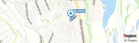 Авто-Профи на карте Афонино
