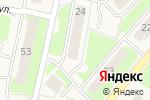 Схема проезда до компании Кстовская школа тайского бокса в Ждановском