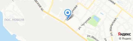 Наизнанку.ru на карте Бора