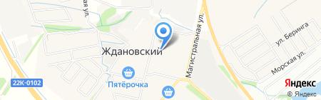 Транспортная компания на карте Большой Ельни