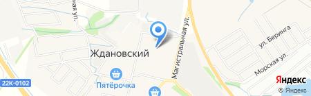 Детский сад №31 на карте Большой Ельни