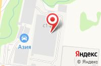 Схема проезда до компании Эс-Эн-Джи ГЛОБАЛ ТРЕЙДИНГ в Афонино