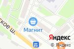 Схема проезда до компании Магазин парфюмерии на ул. Чугунова в Боре