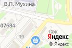 Схема проезда до компании Киоск по продaже печатной продукции в Ждановском