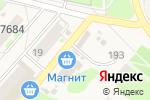 Схема проезда до компании Березка в Ждановском