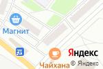Схема проезда до компании Ирина в Боре