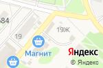 Схема проезда до компании Продуктовый магазин в Ждановском