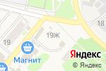 Схема проезда до компании Киоск по продаже фруктов и овощей в Ждановском