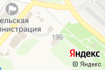 Схема проезда до компании Магазин автозапчастей в Ждановском