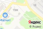 Схема проезда до компании Магазин цветов и подарков в Ждановском