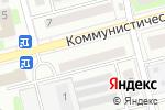 Схема проезда до компании Продуктовый магазин на Коммунистической в Боре