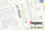 Схема проезда до компании Зодчий в Боре