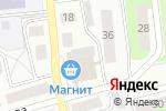 Схема проезда до компании Магнит Косметик в Боре
