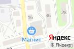 Схема проезда до компании Скороход в Боре