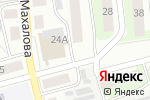 Схема проезда до компании Киоск по продаже хлебобулочных изделий в Боре
