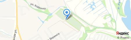 Большеельневское на карте Большой Ельни