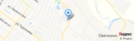 Исаков С.Г. на карте Бора