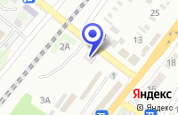 Схема проезда до компании МЯСОКОМБИНАТ БУДЕННОВСКИЙ в Буденновске