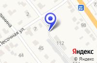 Схема проезда до компании ХЛЕБОЗАВОД в Шатках
