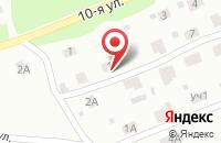 Схема проезда до компании Криптонит в Нижнем Новгороде