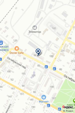 PIXEL на карте Буденновска
