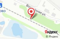 Схема проезда до компании Виза-Центр в Кстово