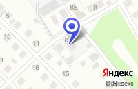 Схема проезда до компании СТРОИТЕЛЬНО-МОНТАЖНАЯ ФИРМА СТРОЙМОНТАЖ-НН в Кстово