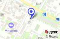 Схема проезда до компании МАГАЗИН ОЧКИ в Буденновске