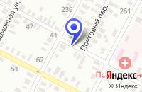 Схема проезда до компании БУДЕННОВСКИЙ УЧЕБНО-КУРСОВОЙ КОМБИНАТ в Буденновске