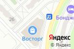 Схема проезда до компании СБ Холдинг в Кстово