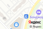 Схема проезда до компании Рекламно-производственная компания в Кстово