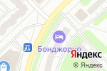 Схема проезда до компании Визит в Кстово