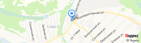Мастерская по ремонту инструмента на карте Бора