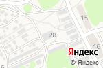 Схема проезда до компании Банно-прачечный комбинат в Красной Слободе