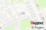 Схема проезда до компании Борский водоканал в Красной Слободе