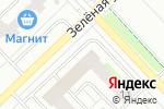 Схема проезда до компании Теплострой в Кстово