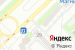 Схема проезда до компании ЗдравСити в Кстово