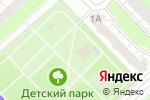 Схема проезда до компании Детский парк в Кстово